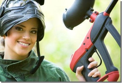 How to Get Your Girl to Play Paintball - Girls Paintball Guide